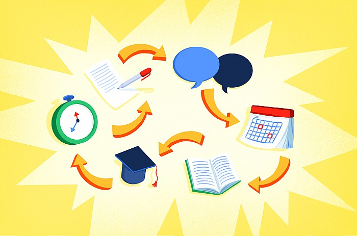 Imatge Comunicació i gestió docent
