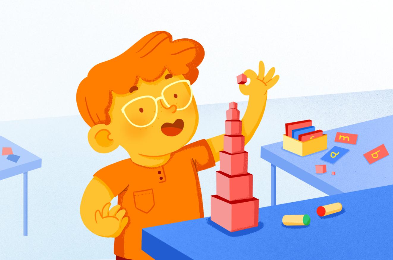 Imatge del cursLa metodologia Montessori o com alliberar tot el potencial dels teus alumnes