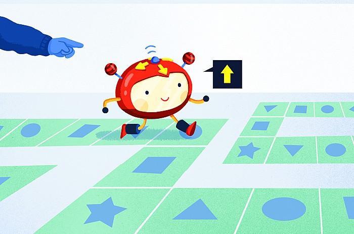 Imatge del curs Robòtica i Programació a l'educació infantil i al cicle inicial de primària