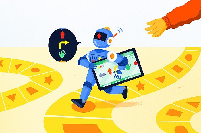 Imatge del curs Robòtica i Programació als cicles mitjà i superior de primària