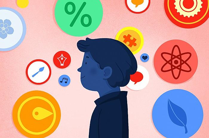 Imatge del curs Treballar l'atenció a la diversitat mitjançant les intel·ligències múltiples