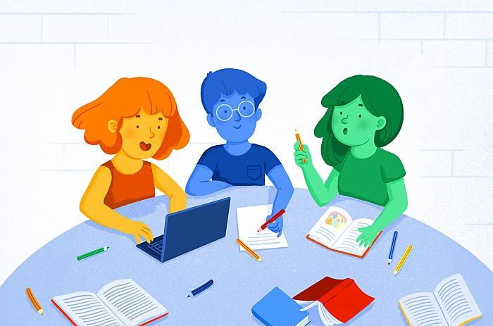 Imatge del curs El treball per projectes