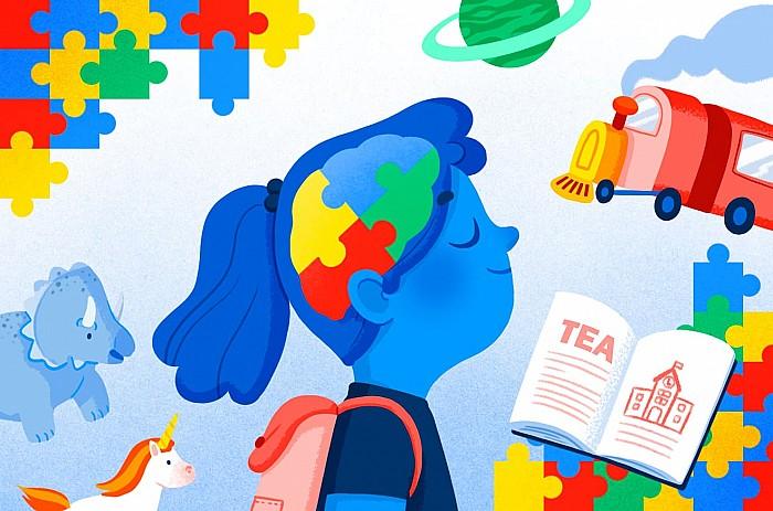 Imatge del curs Resposta educativa a l'alumnat amb trastorn de l'espectre autista (TEA)