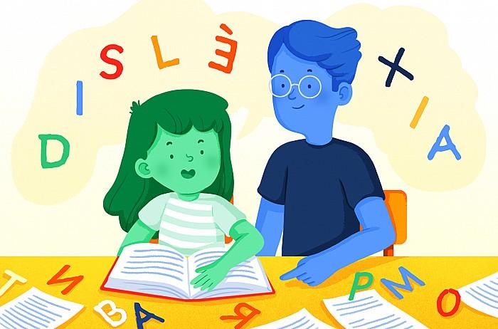 Imatge del curs Dislèxia, més enllà de les dificultats en la lectura