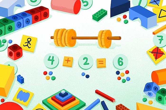 Imatge del curs Fomentar la competència matemàtica des d'una nova perspectiva