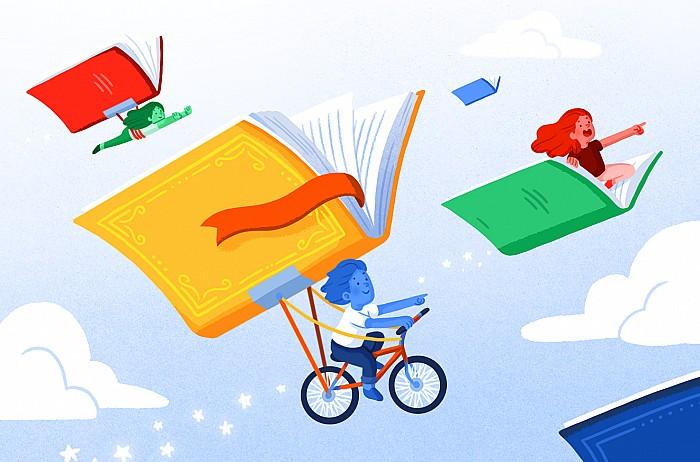 Imatge del curs L'art d'engrescar a llegir i seleccionar llibres per infantil i primària