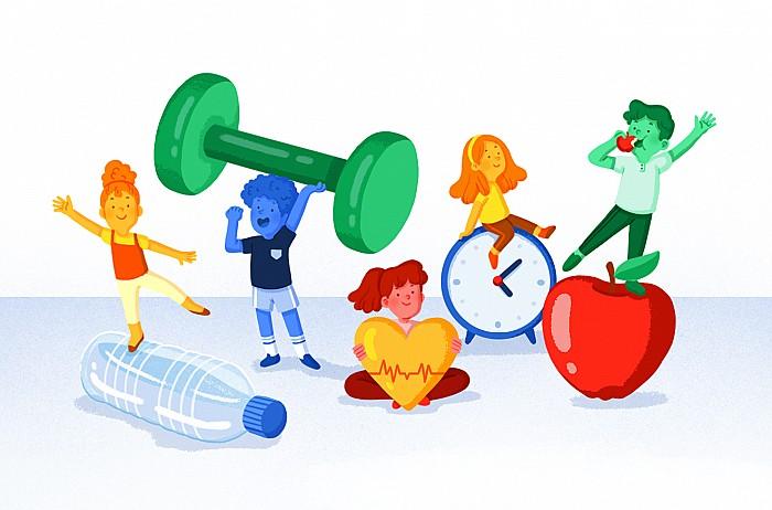 Imatge del curs L'educació física i el foment d'hàbits saludables per a l'alumnat de primària i secundària