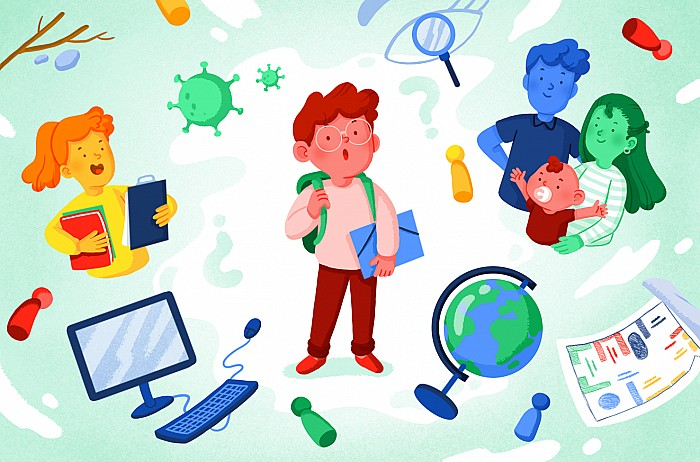 Imatge del curs Resposta als reptes que planteja l'escola actual